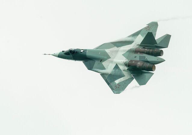 Suchoj T-50 PAK-FA