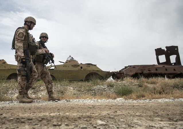 Česká armáda v Afghánistánu. Ilustrační foto