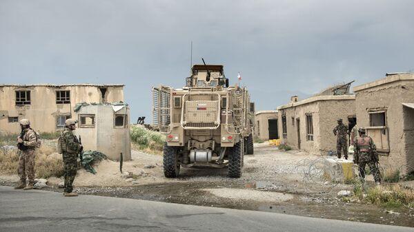Čeští vojáci v Afghánistánu - Sputnik Česká republika