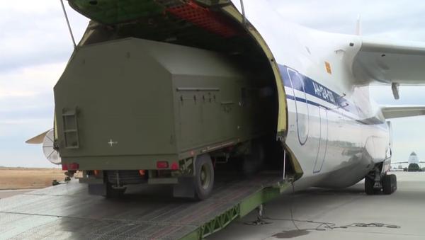 Dodávka S-400 do Turecka - Sputnik Česká republika