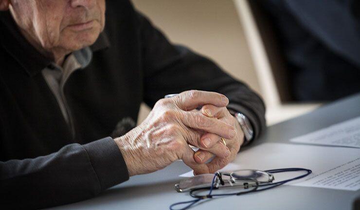 Starší člověk