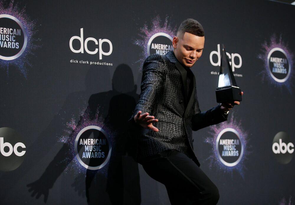 Nejlepší fotky z American Music Awards 2019