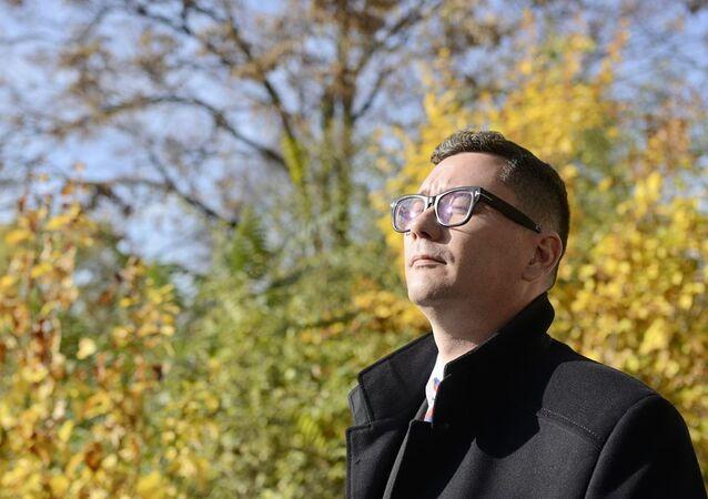 Prezidentův mluvčí Jiří Ovčáček