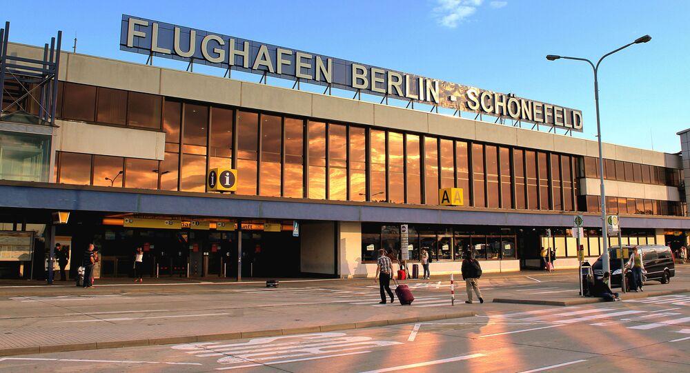 Letiště Berlin