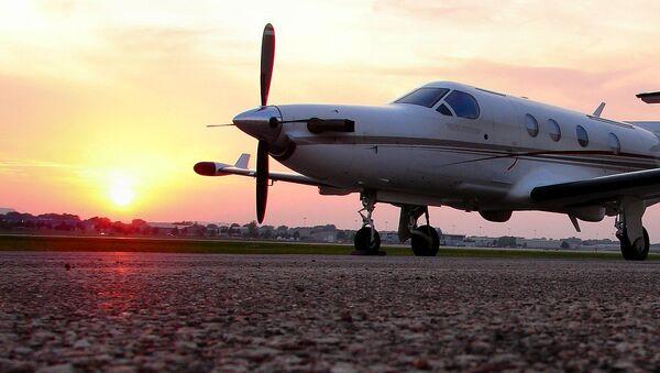 Pilatus PC-12 - Sputnik Česká republika