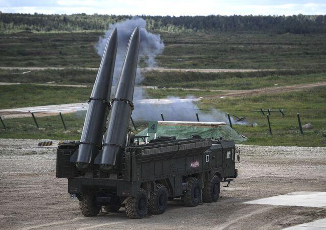 Raketový komplex Iskander-M