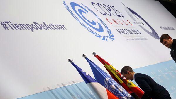 Klimatický summit v Madridu - Sputnik Česká republika