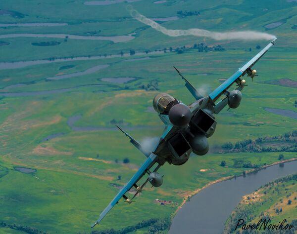 Ruský víceúčelový stíhací letoun čtvrté generace MiG-29K - Sputnik Česká republika
