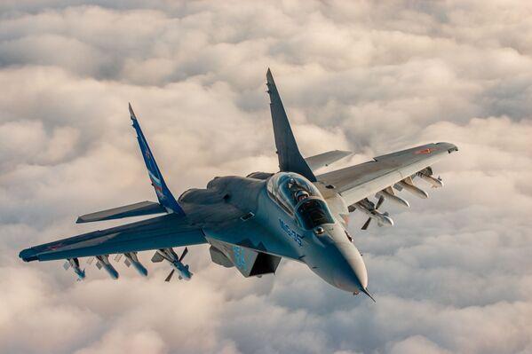 Víceúčelový stíhací letoun MiG-35 generace 4 ++ - Sputnik Česká republika