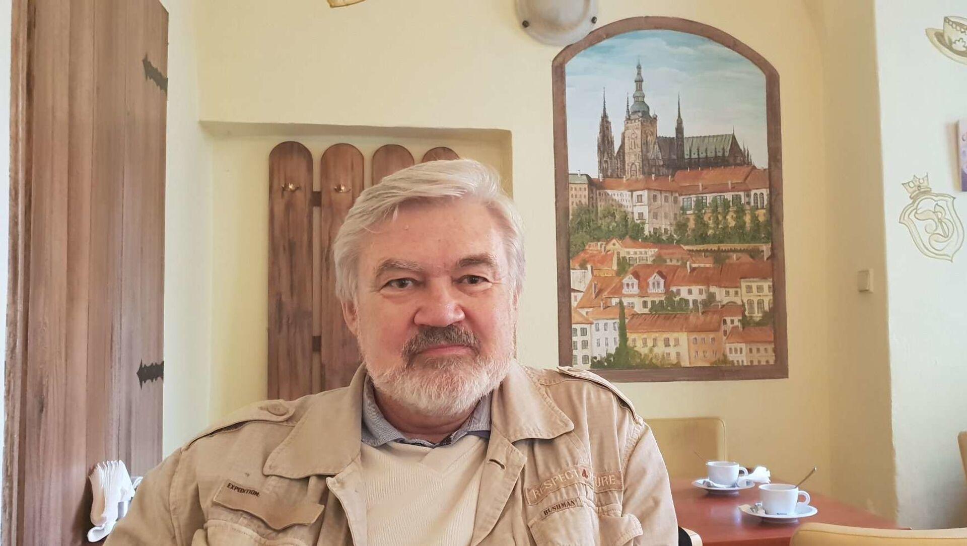 Jiří Vyvadil - Sputnik Česká republika, 1920, 26.03.2021
