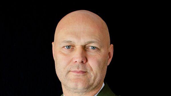 Bývalý důstojník Marek Obrtel - Sputnik Česká republika