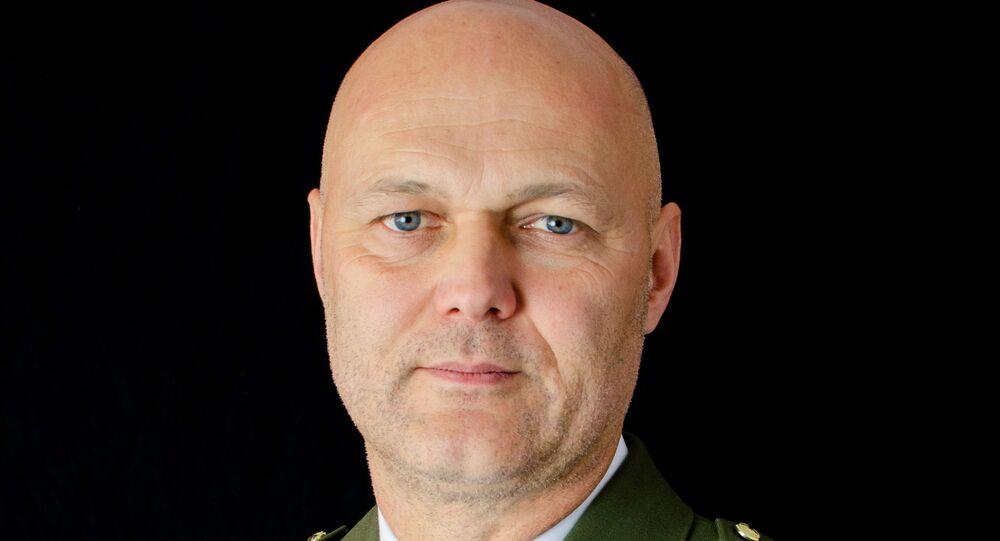 Bývalý důstojník Marek Obrtel