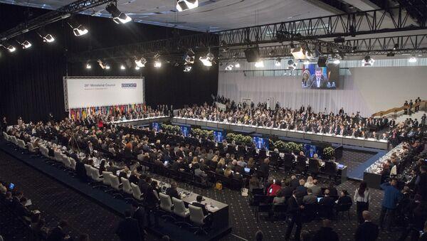 Rada OBSE - Sputnik Česká republika