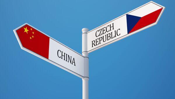 Hřebík do rakve české státnosti? Štefec uvedl zhoubné důsledky sváru s Čínou, o nichž se nesmí mluvit - Sputnik Česká republika