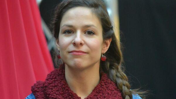 Veronika Khek Kubařová - Sputnik Česká republika