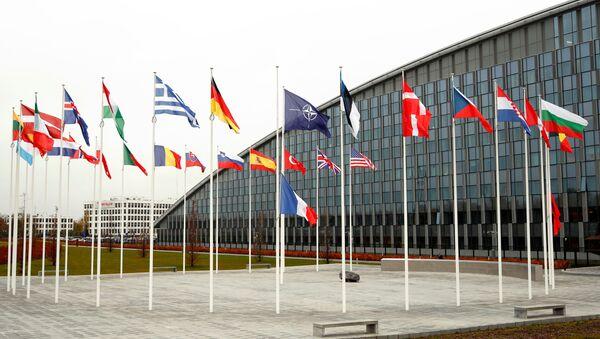 Vlajky členských zemí NATO - Sputnik Česká republika
