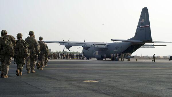 Američtí vojáci. Ilustrační foto - Sputnik Česká republika