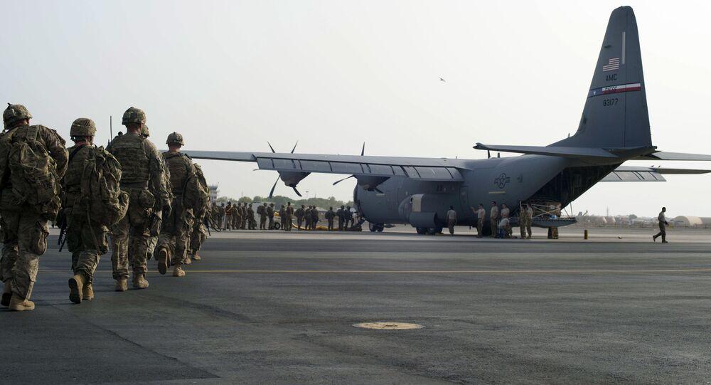 Američtí vojáci. Ilustrační foto