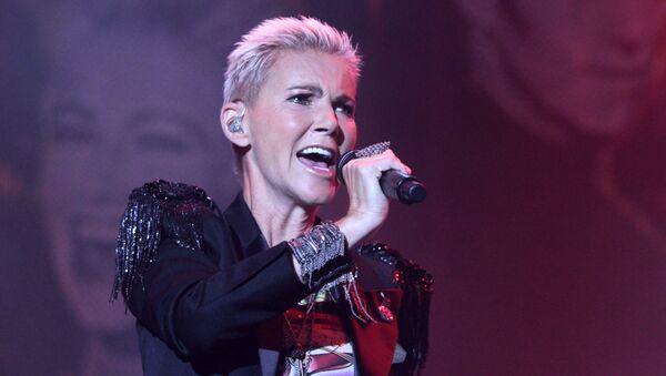 Marie Fredrikssonová na koncertu v Moskvě - Sputnik Česká republika
