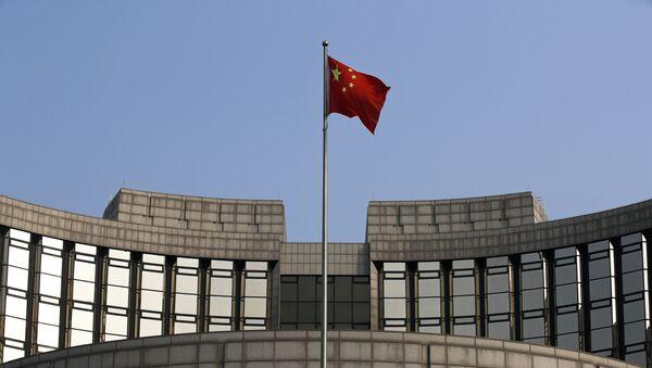 Národní banka Číny - Sputnik Česká republika