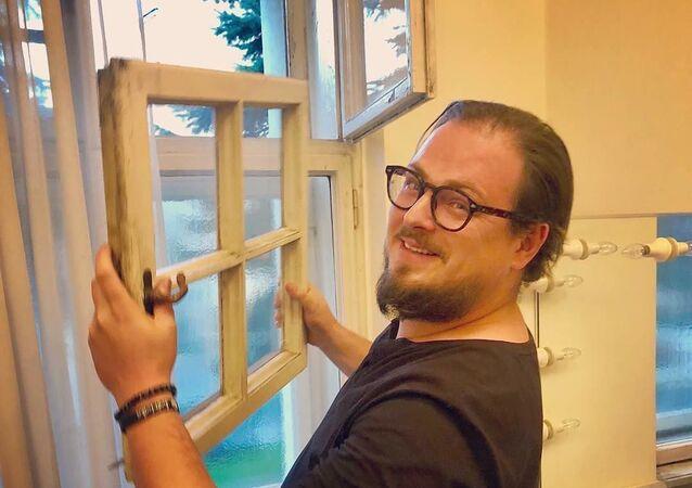 Český muzikant David Stypka
