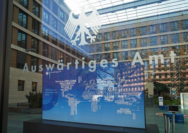 Ministerstvo zahraničních věcí Německa v Berlínu