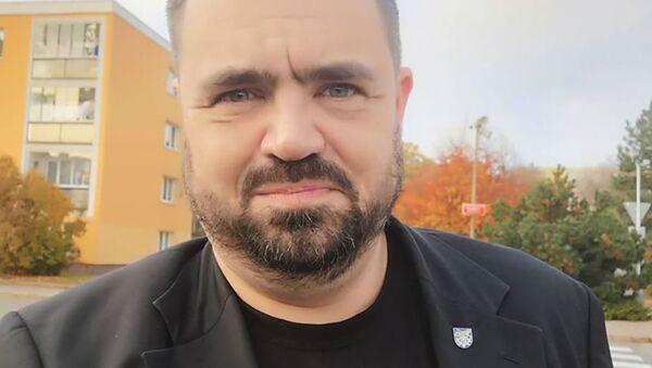 Starosta městské části Praha-Řeporyje Pavel Novotný - Sputnik Česká republika