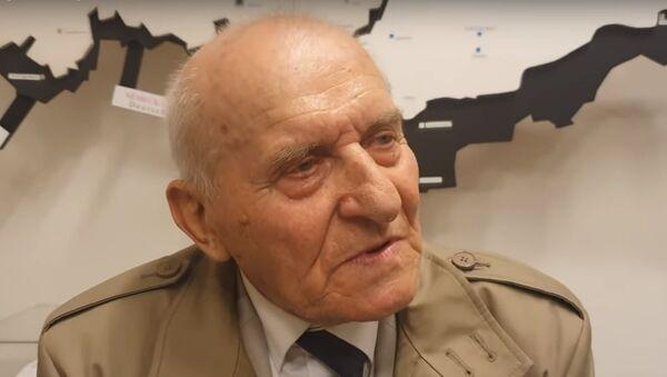 Emil Šneberg, účastník Pražského povstání 1945 - Sputnik Česká republika