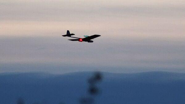 Bezpilotní létající stroj - Sputnik Česká republika