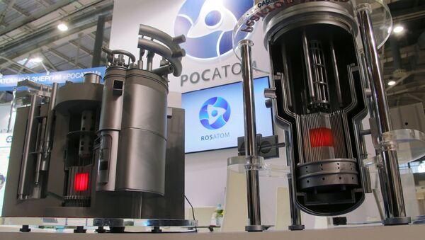 Modely jaderných reaktorů BREST a MBIR - Sputnik Česká republika