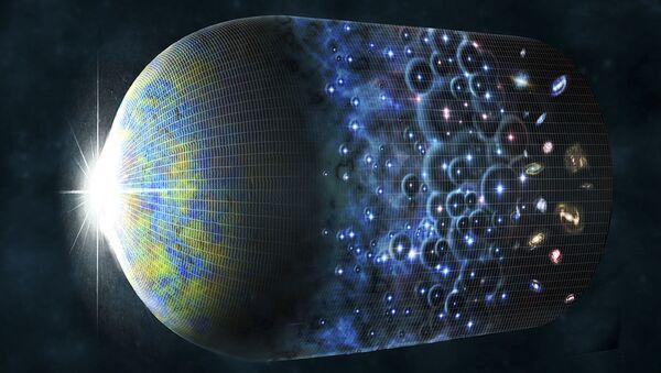 Velký třesk a zrod vesmíru - Sputnik Česká republika