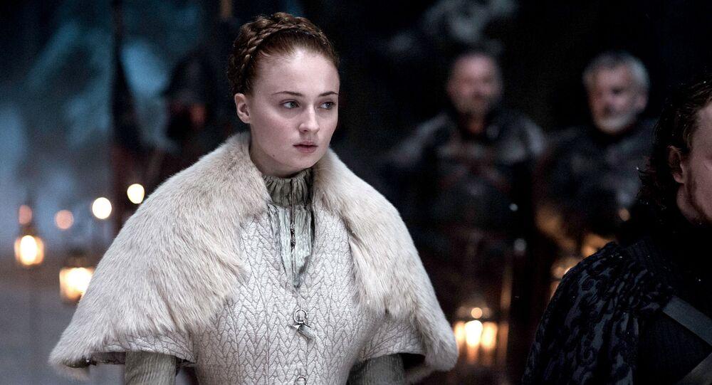 Sansa Stark v seriál Hra o trůny