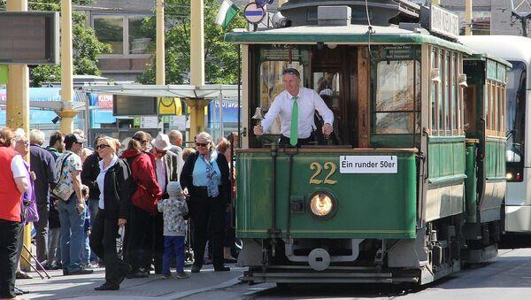 Klasika a extravagance: Jak vypadají tramvaje v různých státech Evropy  - Sputnik Česká republika