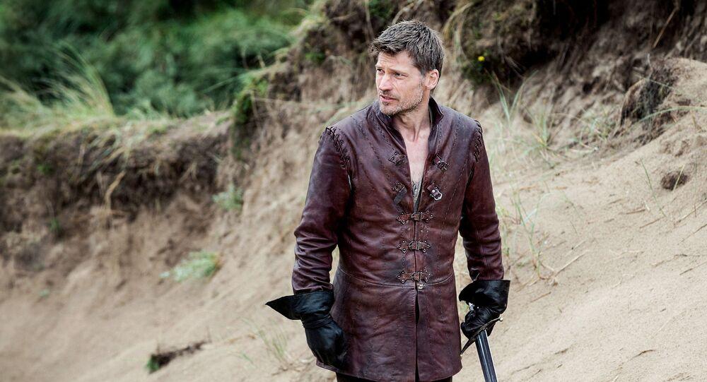 Postava Her o trůny Jaime Lannister, kterou ztvárnil dánský herec Nikolaj Coster-Waldau