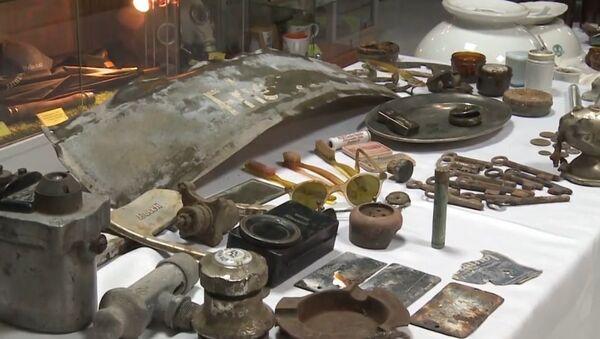 Uchvacující záběry. V Hitlerově bunkru byly objeveny další věci - Sputnik Česká republika
