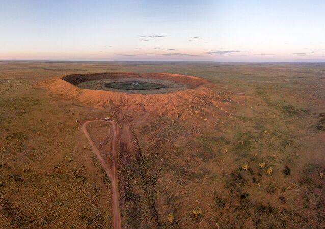 kráteru Wolfe Creek