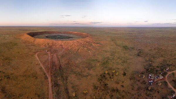 kráter Wolfe Creek  - Sputnik Česká republika