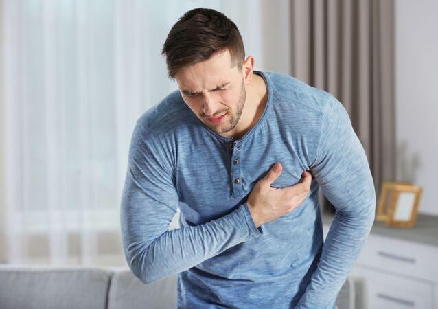 Srdeční záchvat