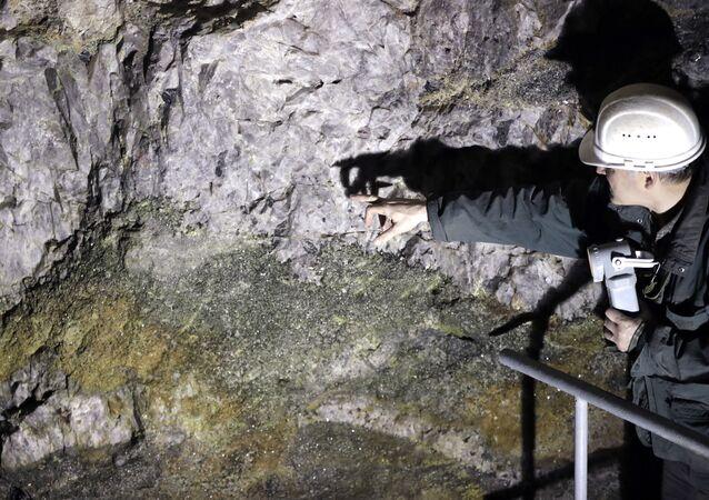 Těžba lithia v České republice