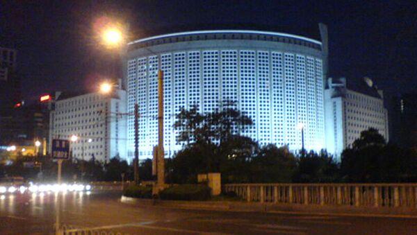 Budova ministerstva zahraničí ČLR - Sputnik Česká republika