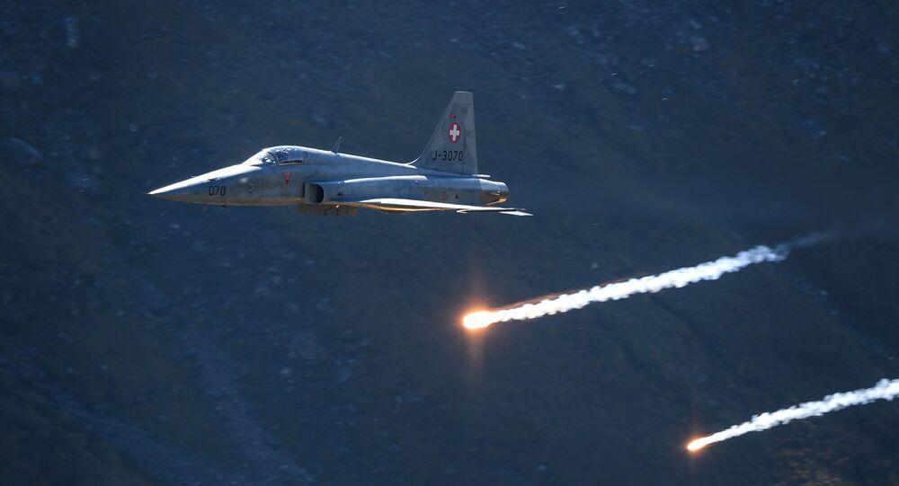 F-5 švýcarského letectva