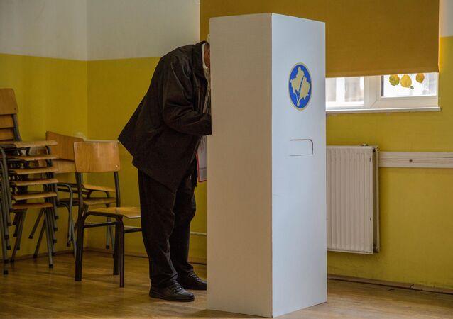 Volby v Kosovu