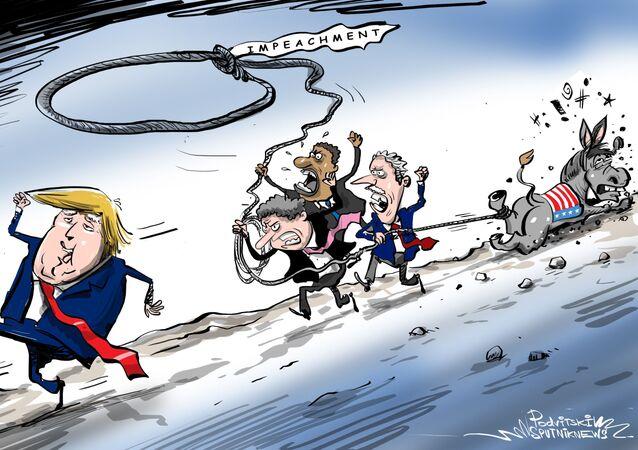 Politická sebevražda amerických demokratů