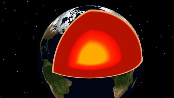 Vnitřní struktura Země - Sputnik Česká republika