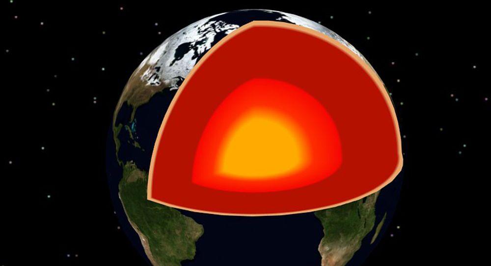 Vnitřní struktura Země