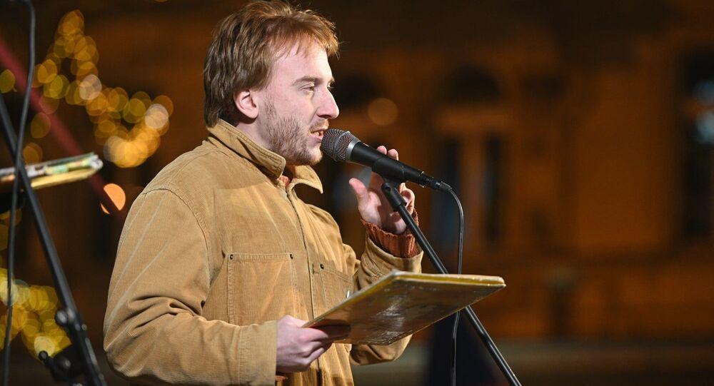 Předseda spolku Milion Chvilek Mikuláš Minář