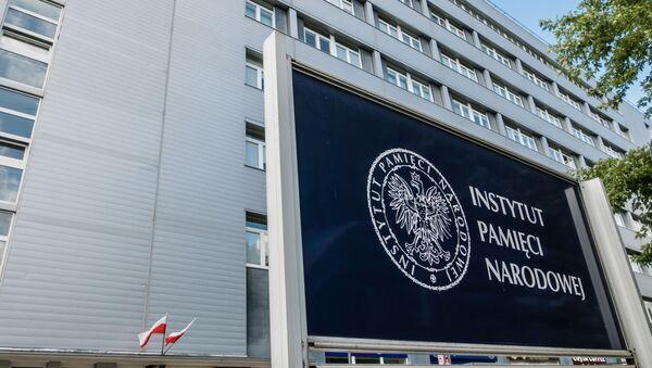 Polský Ústav národní paměti (IPN) - Sputnik Česká republika