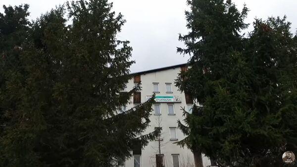Opuštěný hotel Cyprián - Sputnik Česká republika