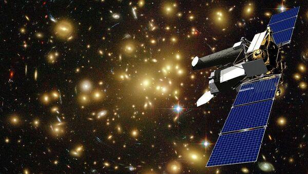 Ruská observatoř Spektr-RG - Sputnik Česká republika