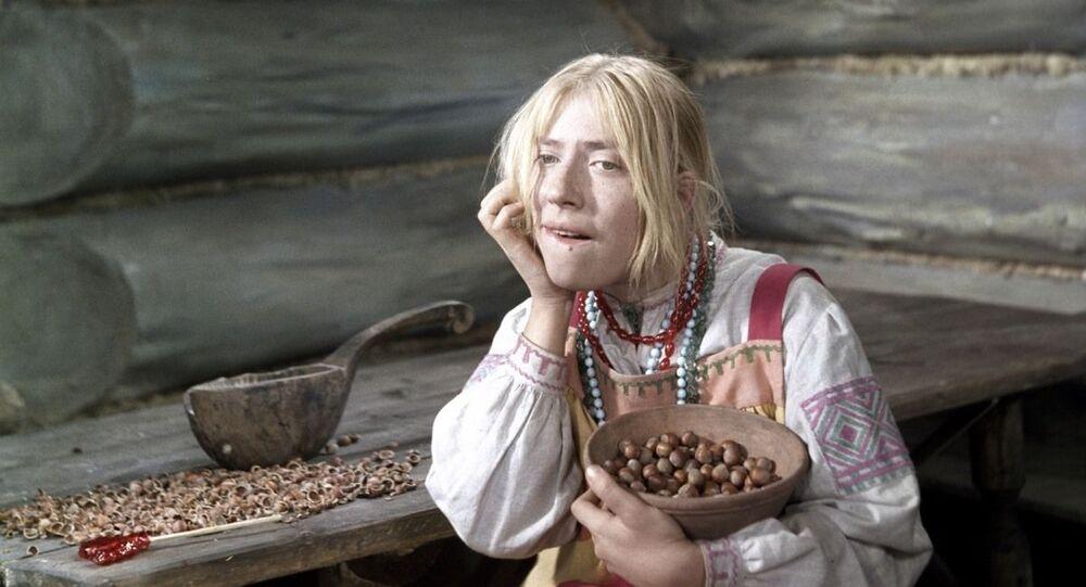 Marfuša z filmu Mrazík